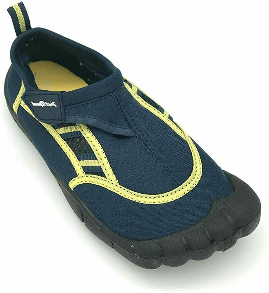 boys water shoes adjustable closure quick dry