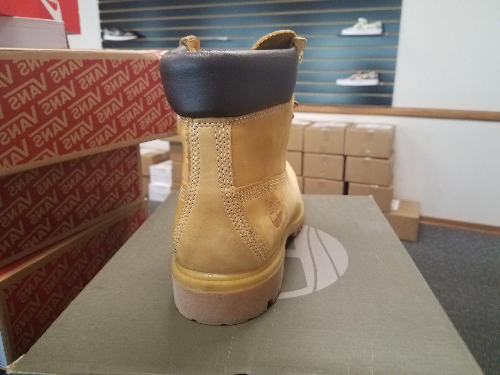 """BRAND NEW IN BOX TIMBERLAND 6"""" PREMIUM BOOT WATER WHEAT"""