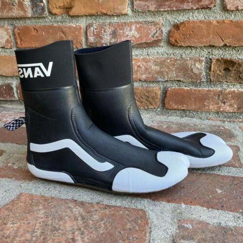 Vans Hi Size Rubber Water Shoes New