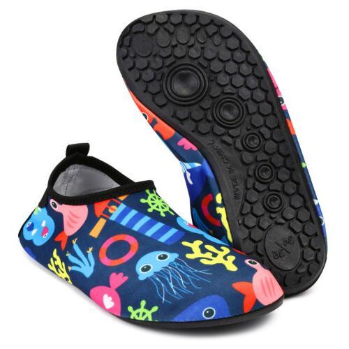 Kids Shoes Non-slip Swim Sea US