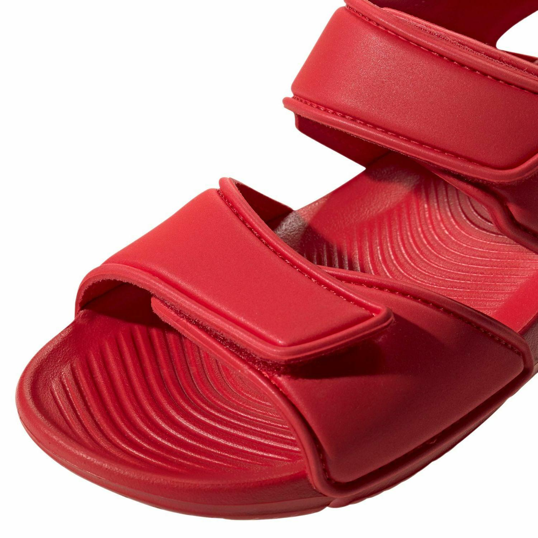 Adidas Altaswim C Beach Water Shoes EG2136 Scarlet