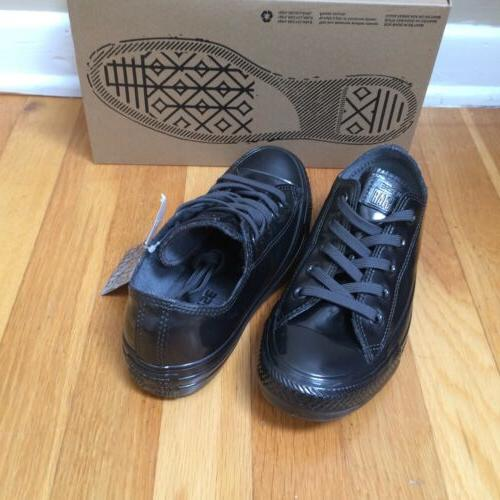 CONVERSE Metallic Rubber Sneakers