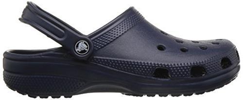 crocs Navy, 6 / 8