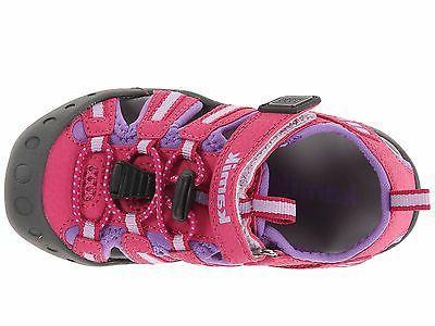 Kamik Closed Toe Shoes Pink Older Girls M