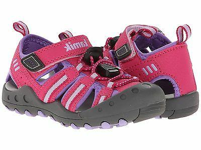 Kamik Closed Toe Water Shoes Fuschia Pink NEW Older Girls  S