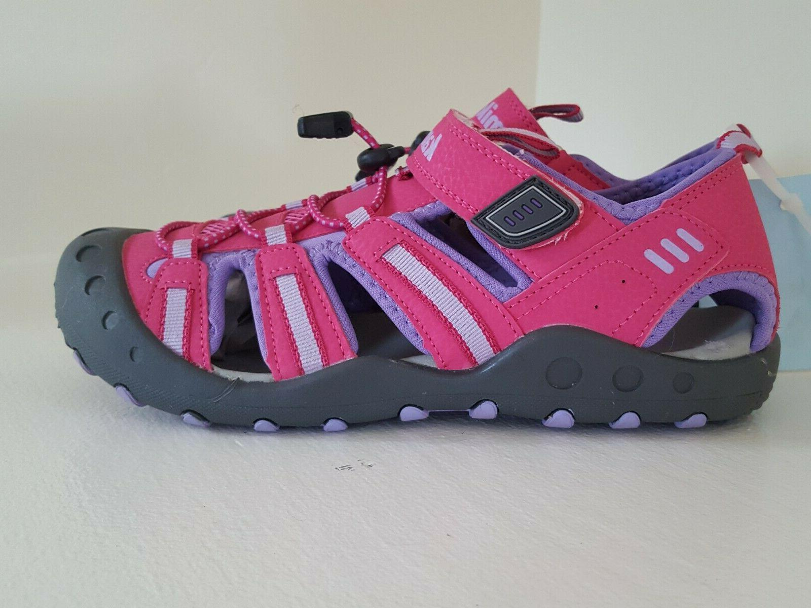 Kamik water shoes Bright pink lilac size 4