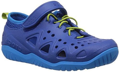 unisex swiftwater play shoe k sneaker blue