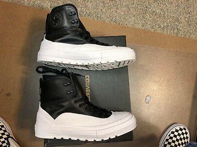 Converse Black/White 153657C Waterproof Chuck