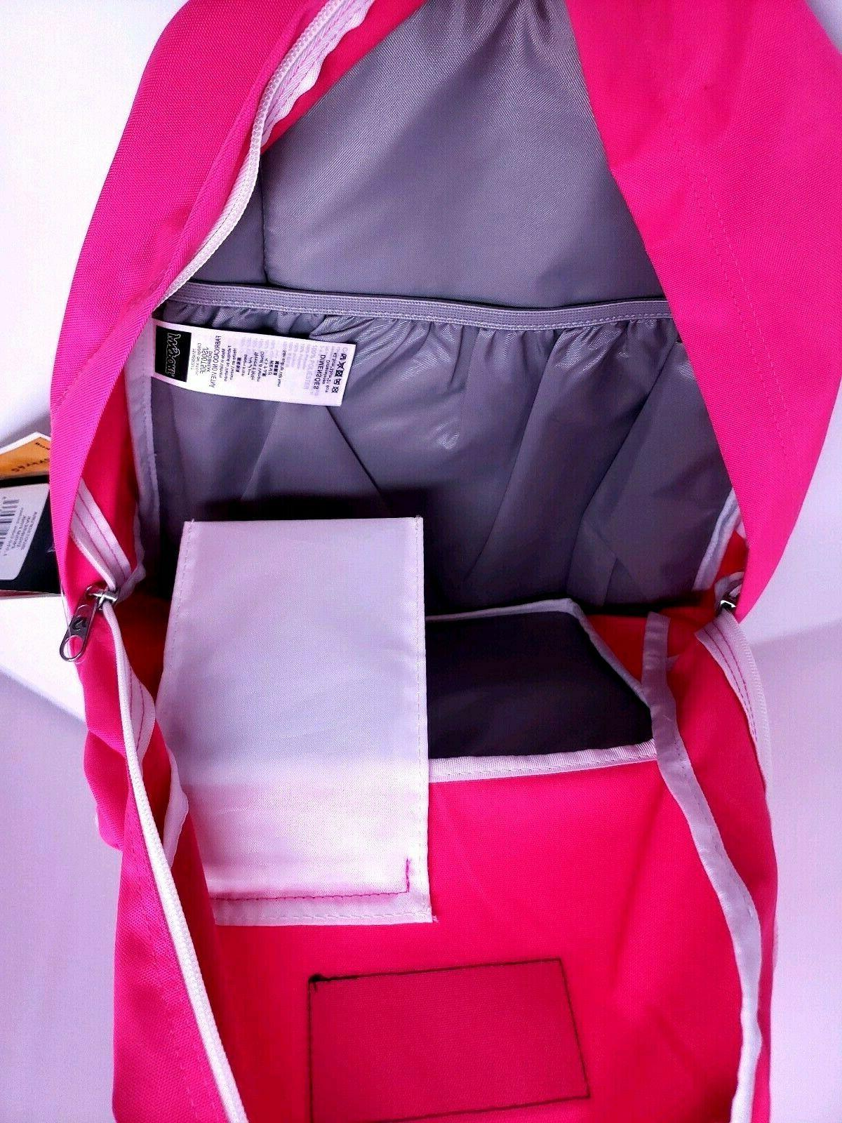 JanSport Laptop Prism Pink To Lot New