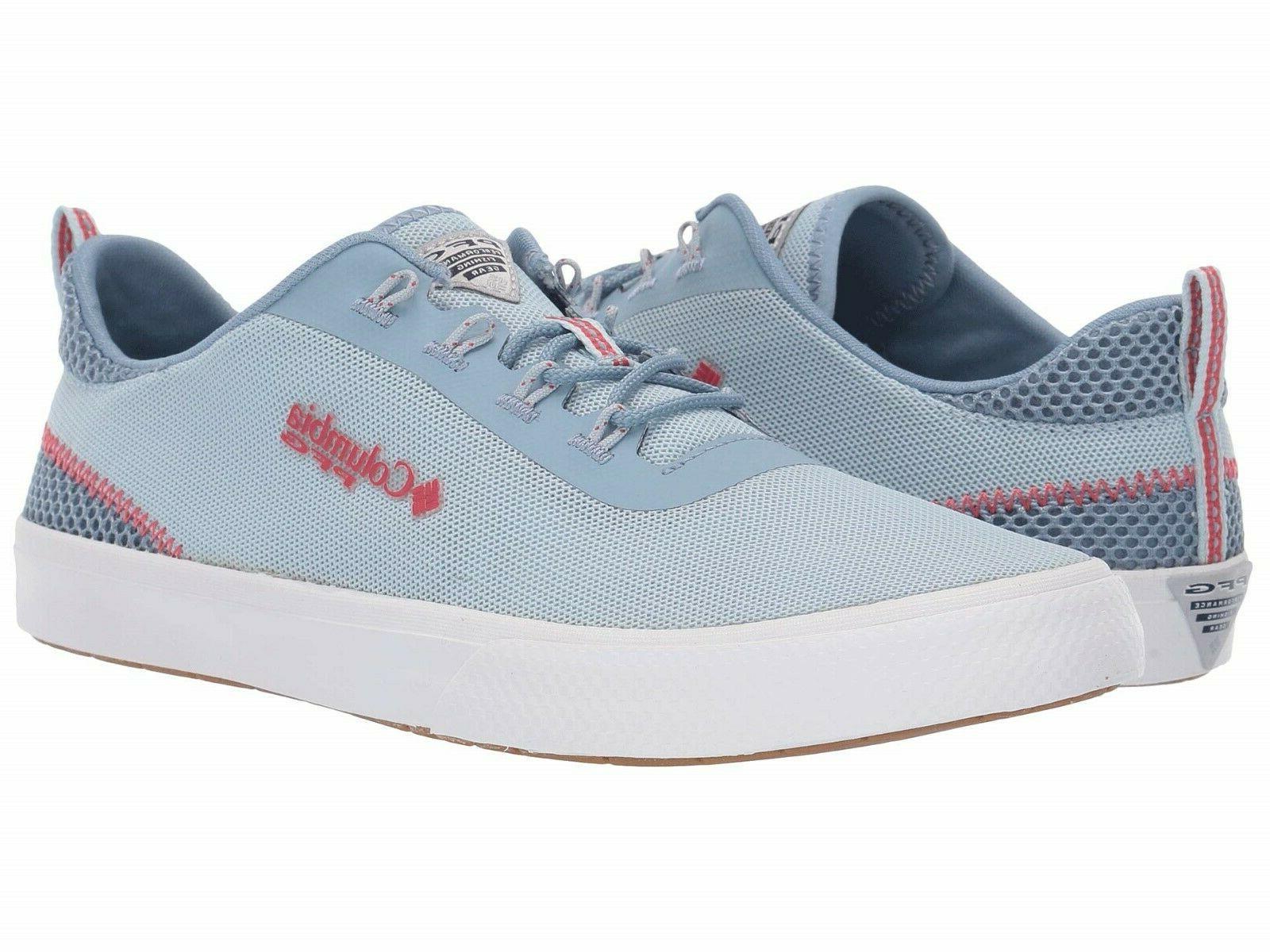 Columbia Dorado PFG Women Water Shoes Boat Fishing Sneaker M