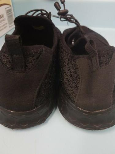 Doussprt Water Shoes Quick Drying Shoes Black 44 River