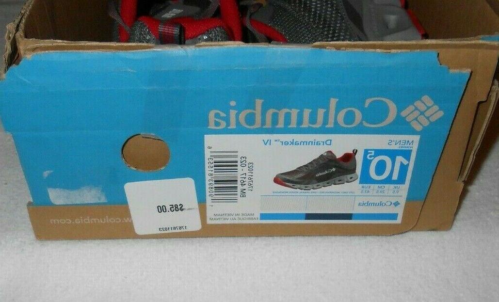Columbia IV Shoes, Grey Men's