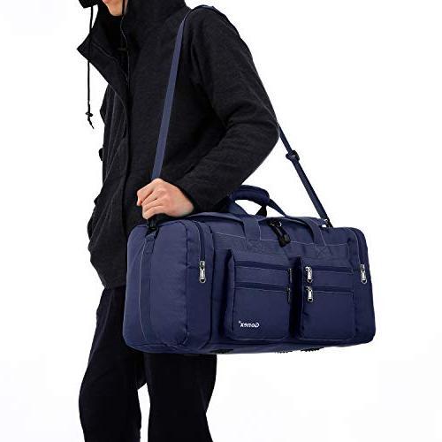 Gonex Gym Luggage Water-Resistant Many Pockets