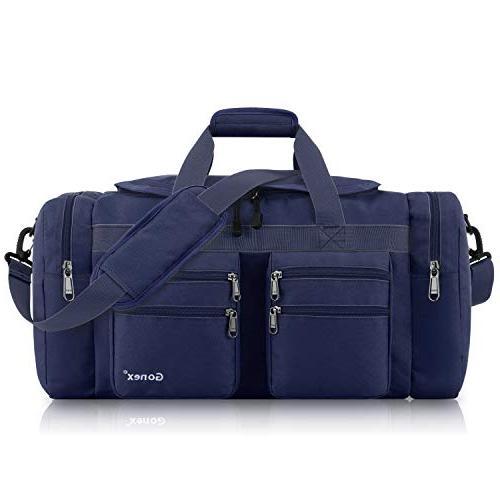 Gonex 45L Travel Duffel, Gym Sports Luggage Bag Water-Resistant