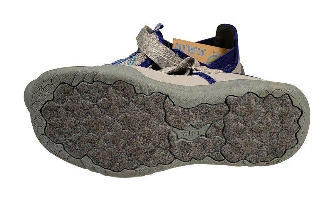 Girl's Brooke Water Slip On Sandals Purple Size 12