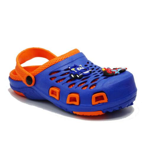 Girls Sandals Slippers Cartoon Water Shoes