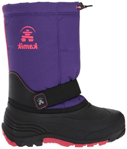 Kamik Girls' Boot, Medium US Little Kid