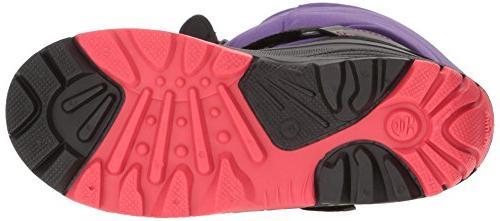 Kamik Girls' Boot, Purple/Rose, US Little