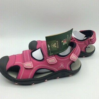 Kamik Girls Water Sandals Sole Youth 5 New