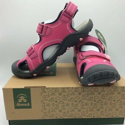 girls seaturtle 2 water resistant shoes pink