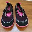 Speedo Girls' Water Shoes Little Kids Size XL 11 - 12 New Pi