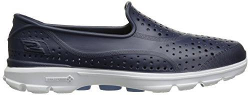 $44 Water shoe Women 7 On Aqua Plastic Navy