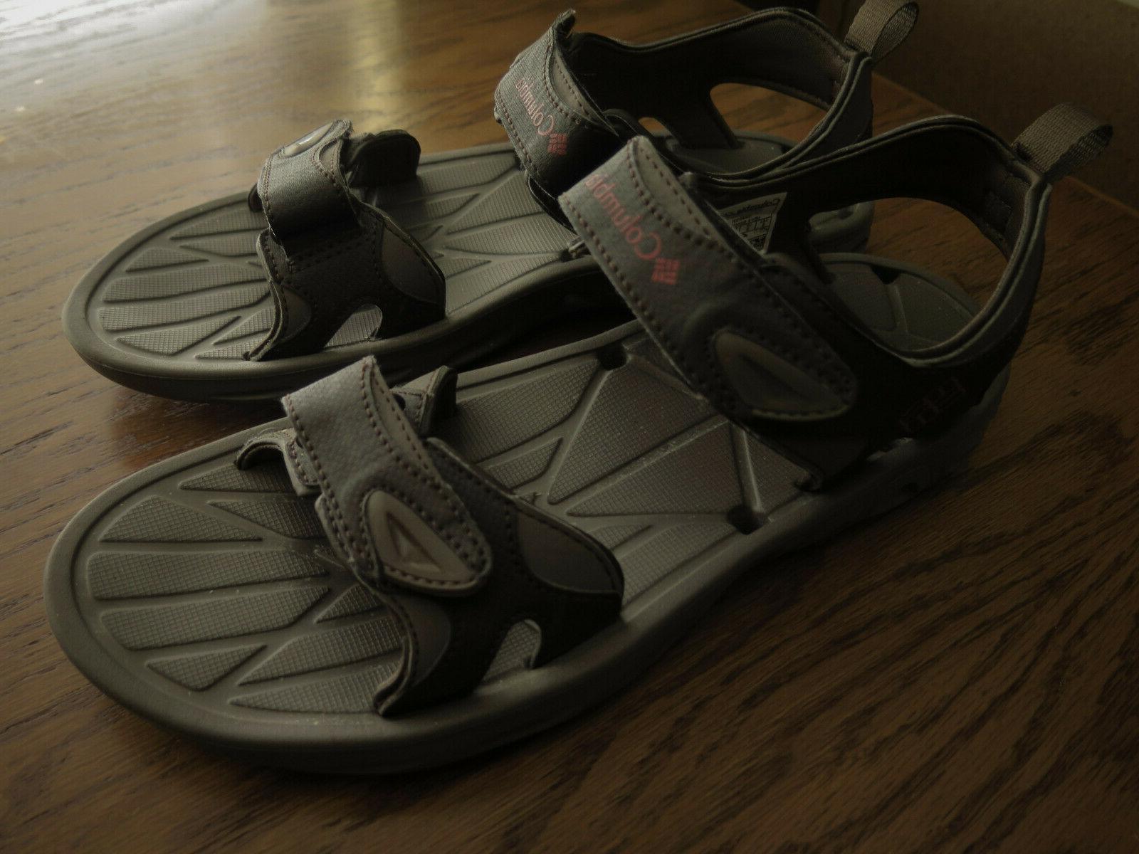Columbia II Men's Brown Waterproof Techsun Men's Water Sandals