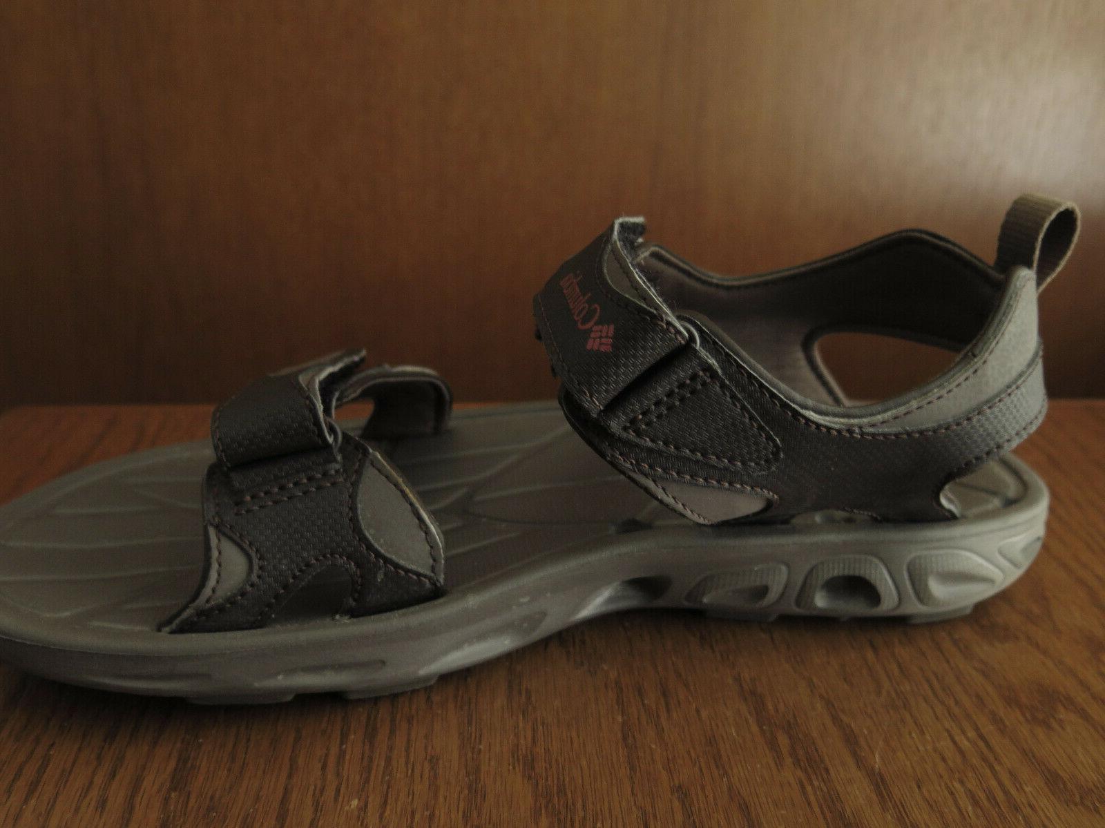 Columbia II Men's Brown Waterproof Vent Men's Water Sandals