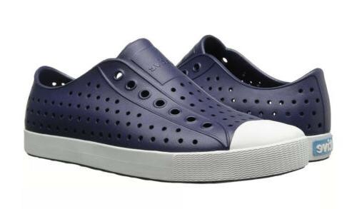 Native Jefferson Casual Slip On Shoes Regatta Size 11 NIB