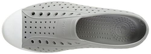 Native Sneaker, Pigeon White,6 US Women