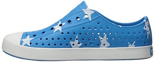 Native Jefferson Shoe, Wave Blue/Bone