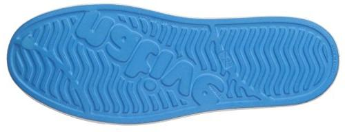 Native Shoe, Wave Blue/Bone 6 Men's M