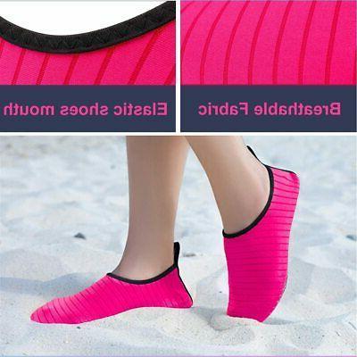 JIASUQI Swim Aqua Socks for