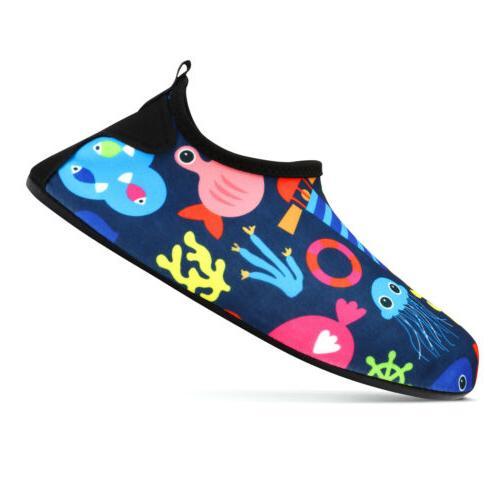 Kids Water Socks Socks Wetsuit Non-slip Swim Beach US
