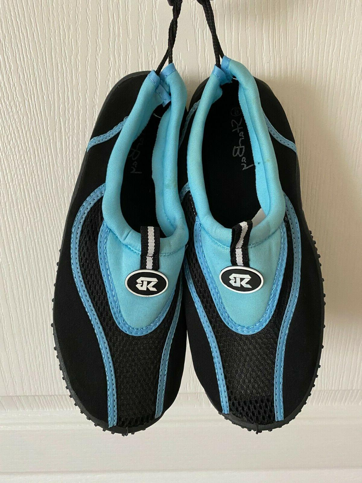 kids childrens new water shoes sz 1