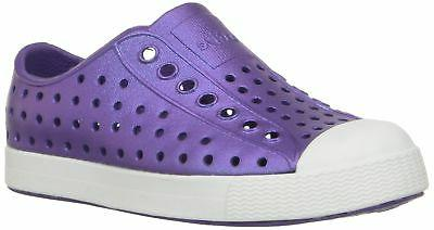 kids iridescent jefferson water proof shoes starfish