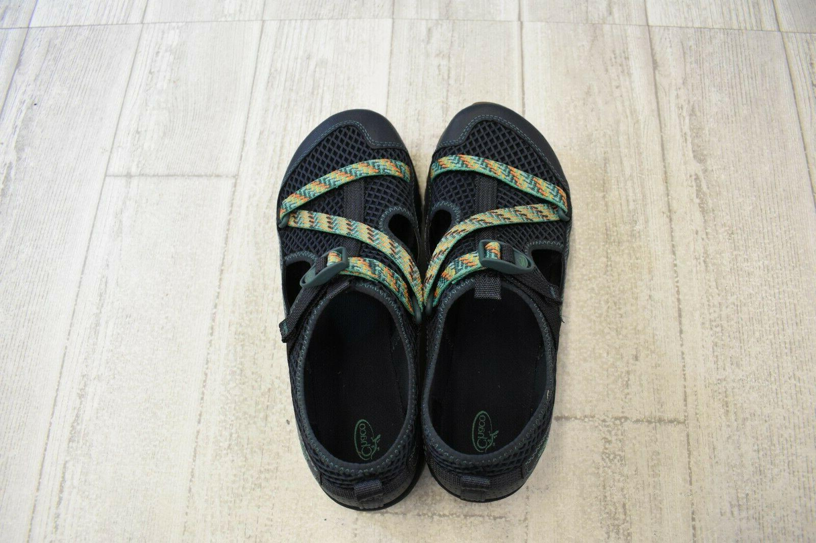 Chaco Water Shoes - Unisex Big Kid's 6, Eclipse