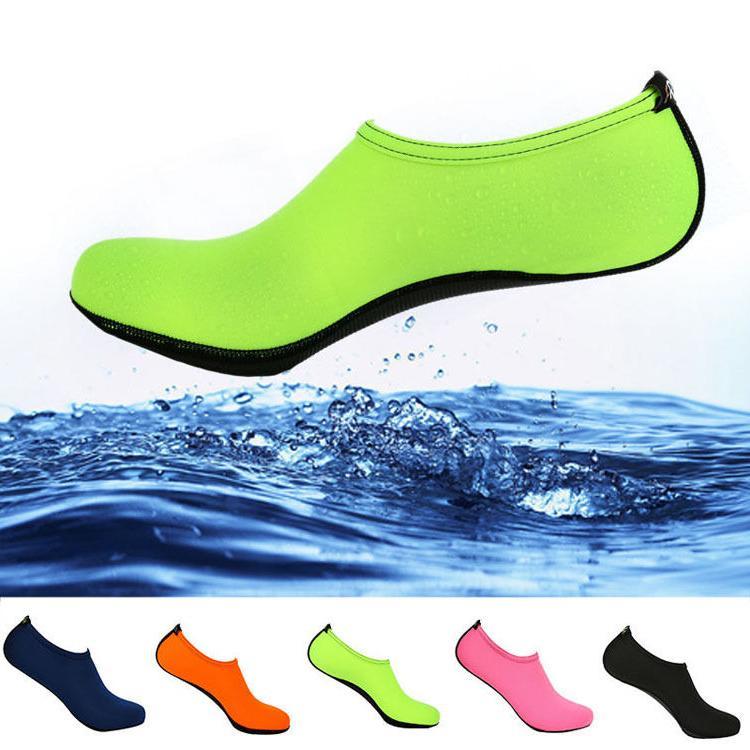 Unisex Barefoot Aqua Socks Surf Swim Yoga OC