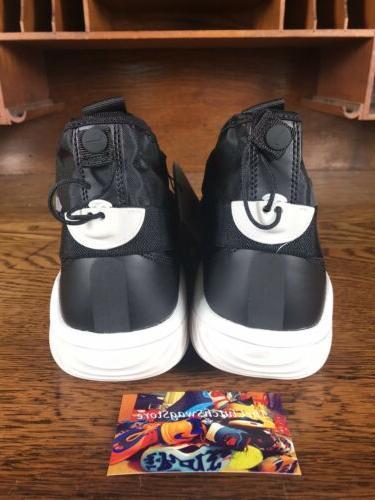 Nike Mens Black/White Resistant AA2211 Sz