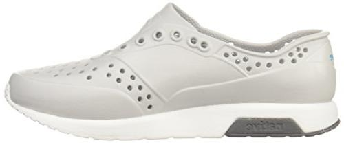 Native Kids Lennox Proof White/Dublin Grey, US Little