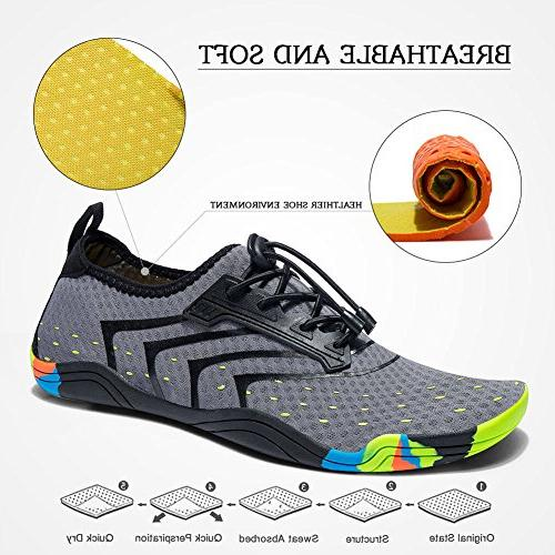 FEIFAN Lightweight Water Barefoot Shoes