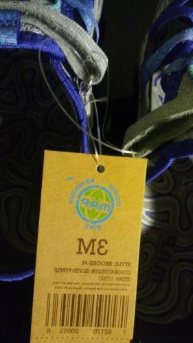 M.A.P. Brooke-M Style Silver & Purple 3 Sandels