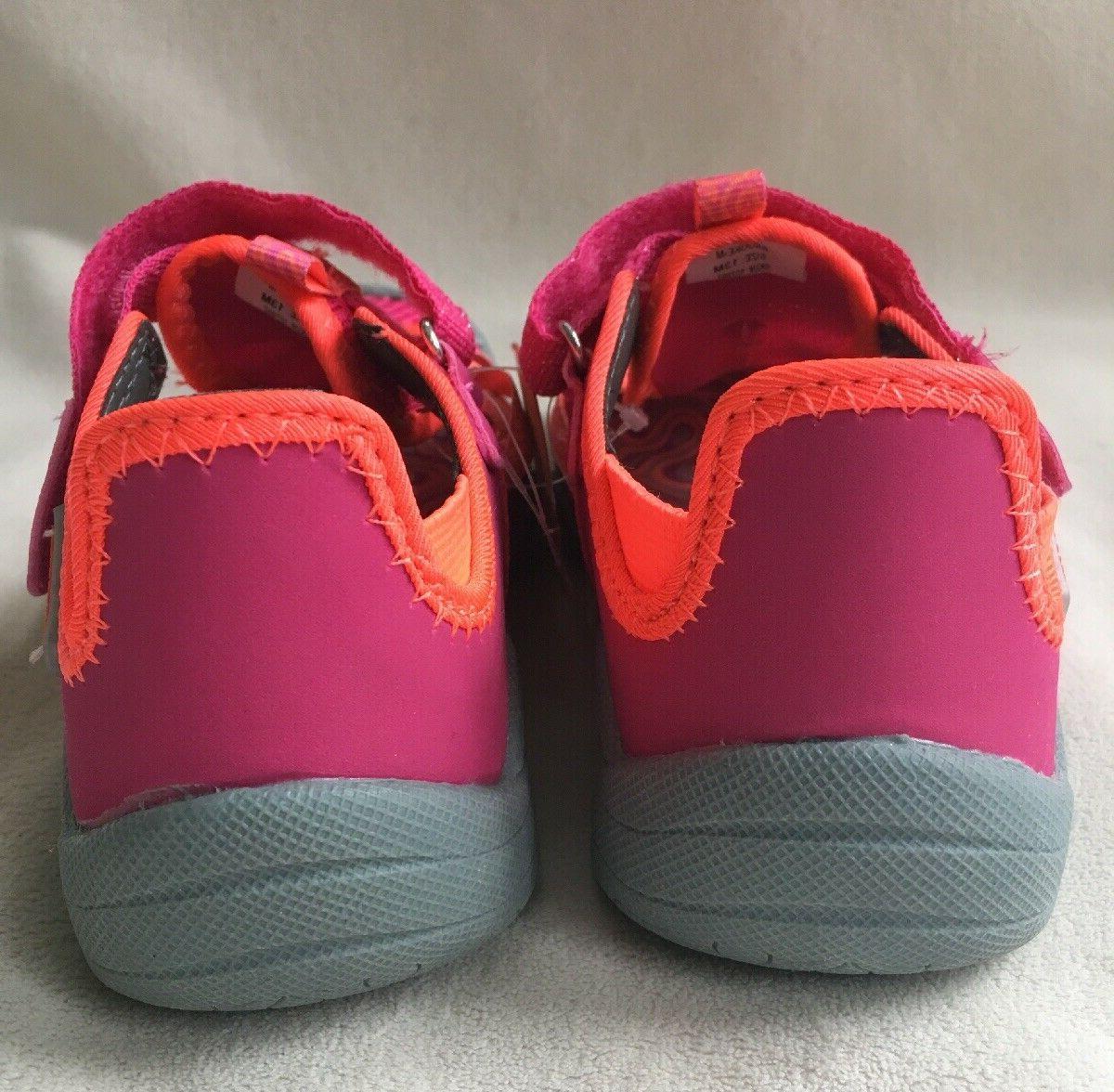 M.A.P. Girls Brooke Shoes Slip Sandals Pink $49