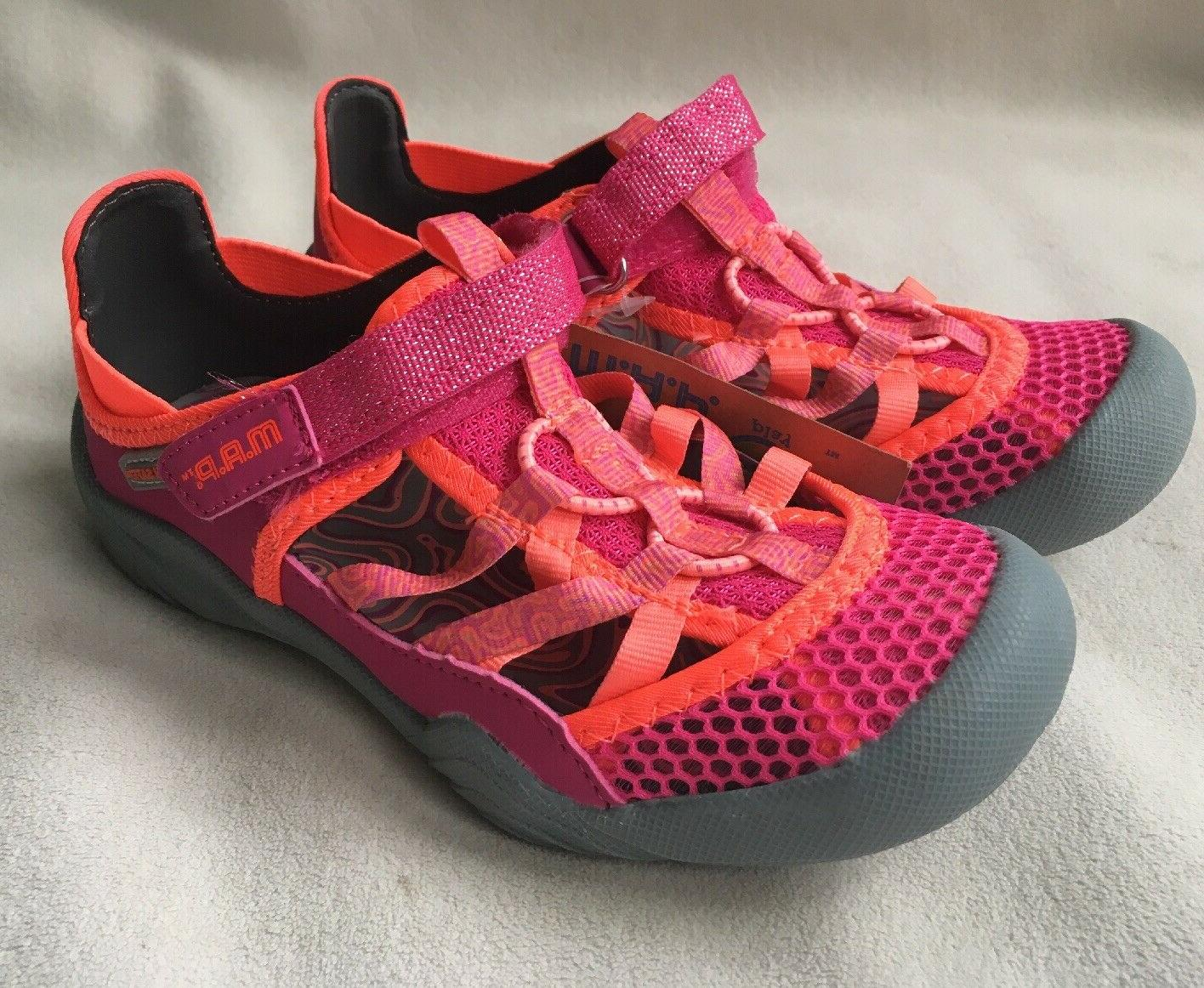 m a p girls brooke water shoes
