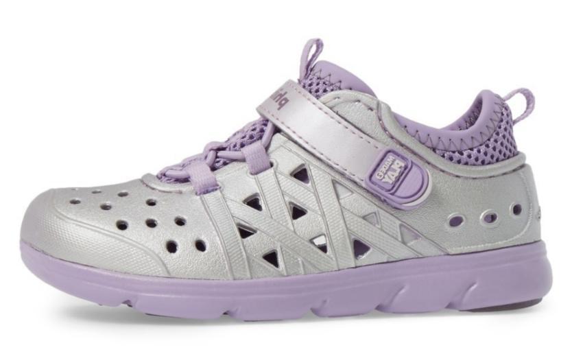 Stride Rite 2 Sandal Purple Size