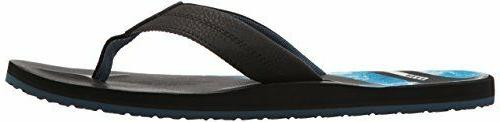 Reef Men's HT Flip Flop Sandal Water Blue 100% Brand New