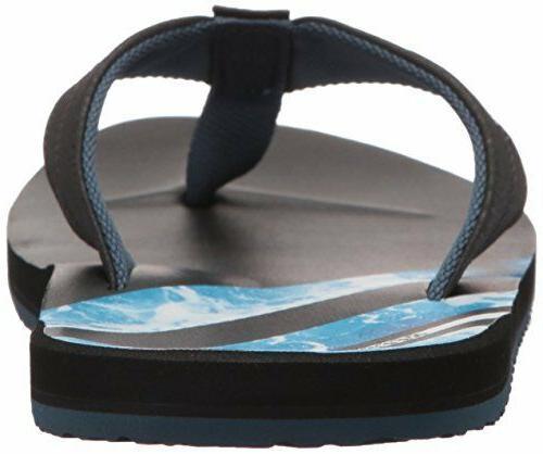Reef HT Flip Sandal Water Blue Original Brand