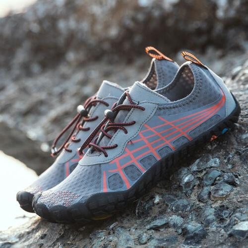 Men Barefoot Water Shoes Quick Sport Beach Aqua Shoes