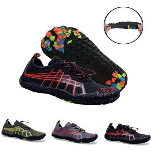 men barefoot water shoes quick dry swim