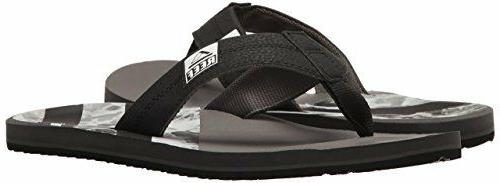 men ht prints flip flop sandal rf2076